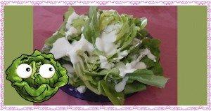 Fejes saláta másképp