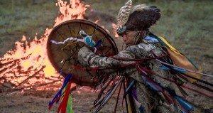 A sámánok világa