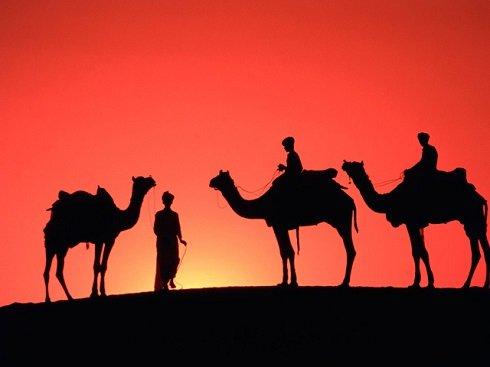 Selyemút menti ősi civilizációk nyomai