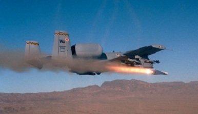 Irak - Sivatagi bombázások