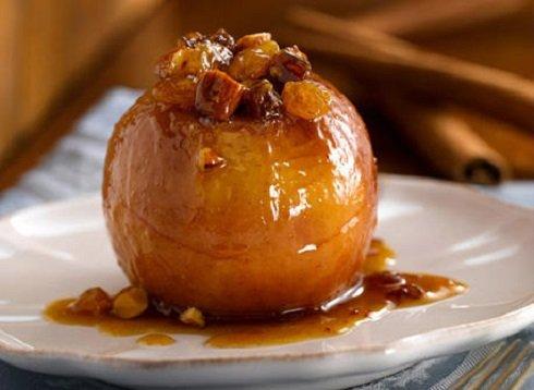 Ha vasárnap édesség után sóvárgunk – Sült alma kicsit másképp