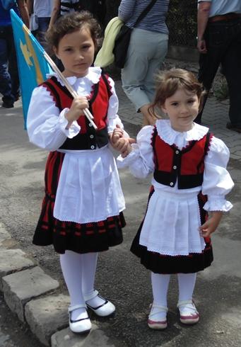 Székely gyerekek - Fotó: Magyar Tudat