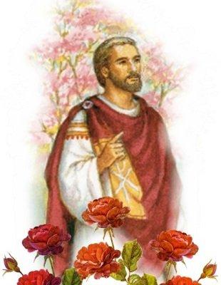 Szent Bálint, a jegyesek és fiatal házasok védőszentje