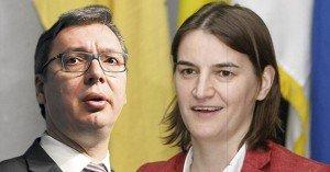 Hol az erkölcsöd és hited Szerbia: az első női, és egyben leszbi miniszterelnök