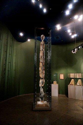 A tudomány mai állása szerint, a bálványon lévő ősi primitív írás az információ átadás legrégebbi formája Földön. - Fotó: The Siberian Times