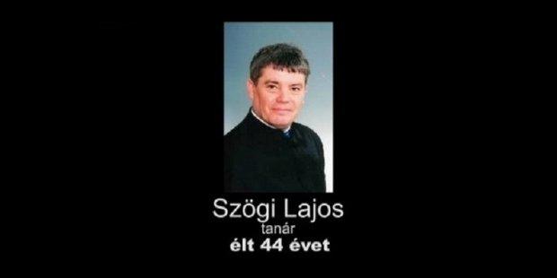 Emlékezzünk Szögi Lajos tanár úrra