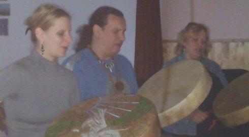 Székelyföld – Vitéz Molnár Zsolt: Táltosdobos este Sepsiszentgyörgyön