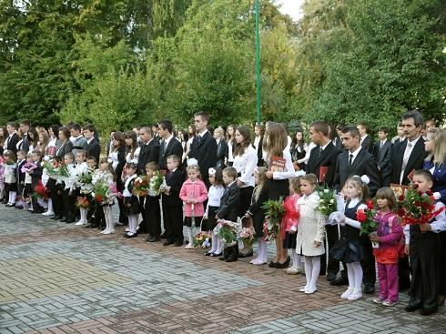 Kárpátalja – Ünnepélyes tanévnyitót tartottak a magyar iskolák Ungváron