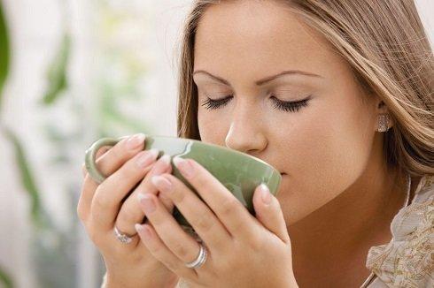 Teafogyasztás