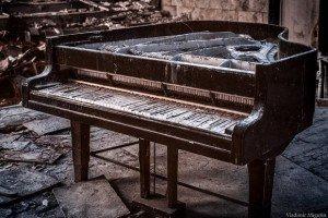ELKÉPESZTŐ FOTÓK Csernobilról