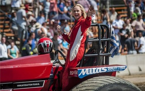 Hajdúhét – Traktorhúzó verseny Hajdúböszörményben