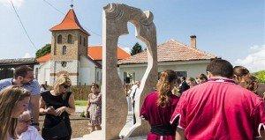 Trianoni emlékművet avattak Tiszadadán