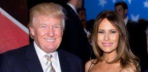 Donald Trump amerikai elnöknek kelet-európai a hitvese