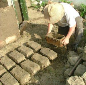 Vályogvető program kezdődött Gilvánfán