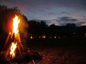 Őrtüzek éjszakája a Veszprém megyei várakban