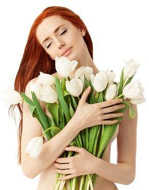 virágcsokor-átadás