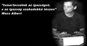 108 évvel ezelőtt született nagy magyar erdélyi író- és költőfejedelmünk Wass Albert