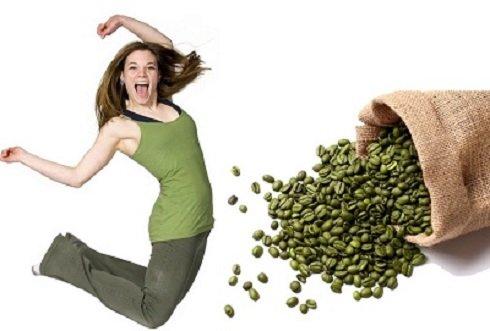 A zöld kávé előnyei