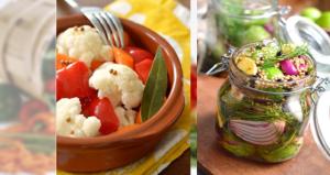 Novemberi zöldségek a kiskertben