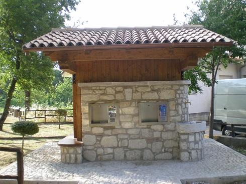 Casa dell'acqua - Olaszország