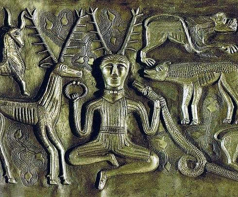 """Cernunnos: a vadászat, bőséges termés """"istene"""""""