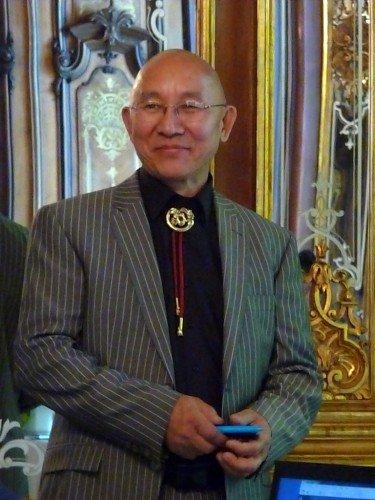 Krym Altynbekov szkíta kultúra restaurátora