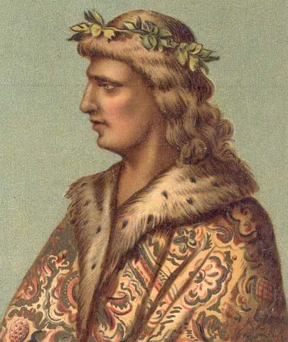 Hunyadi Mátyás (Kolozsvár, 1443. február 23. – Bécs, 1490. április 6.) magyar király. Nevezik Corvin Mátyásnak, az igazságos Mátyás királynak, hivatalosan I. Mátyásnak, de a köznyelv egyszerűen mint Mátyás királyt emlegeti.