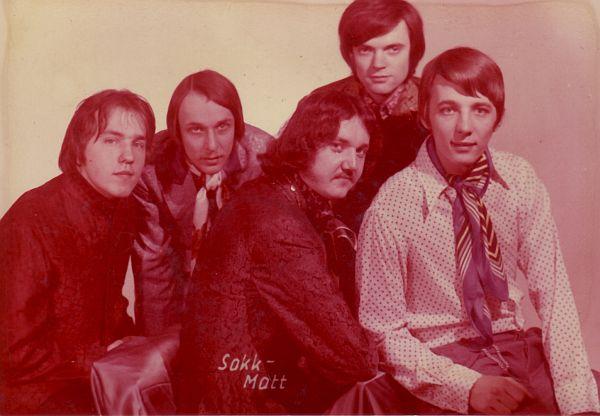 Sakk-Matt együttes1969