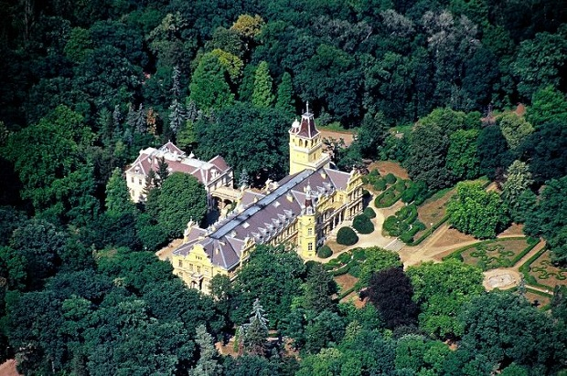 Szabadkigyosi-Wenckheim-kastely