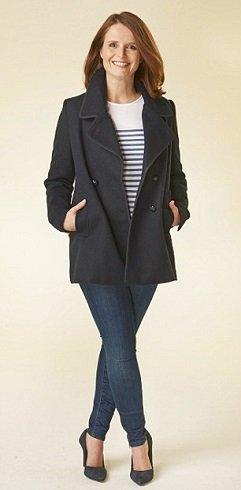 A jó öreg farmer blézerrel, rövid kabátokkal kombinálva teszi változatossá ruhatárunkat.