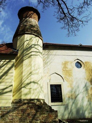 Szulejmán dzsámi a csonka minarettel