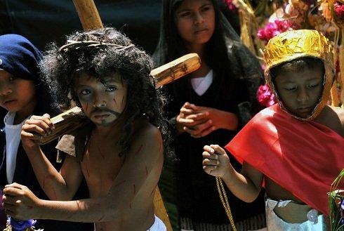 Granada, Nicaragua - Gyermekjézus