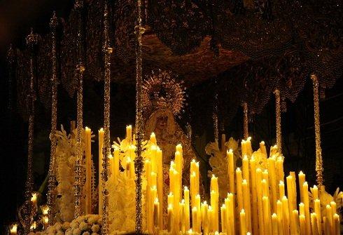 Sevilla, Spanyolország - Fények