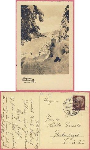 1930. december - Karácsonyi üdvözlet