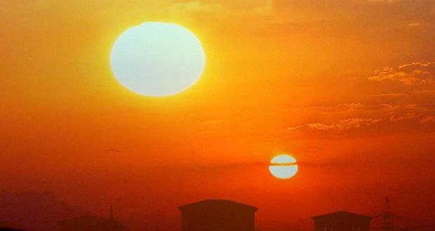 Két Nap az égen. Az ausztrál kutató szerint a jelenség hamarosan mindenki számára megszokottá válik.
