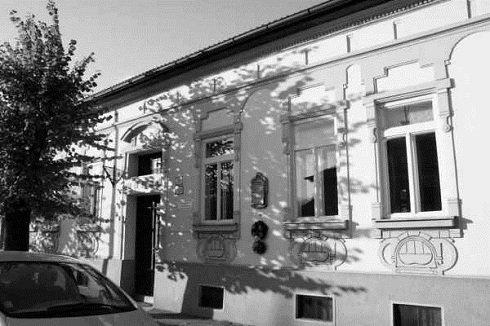 Kassa - Löffer Béla villa