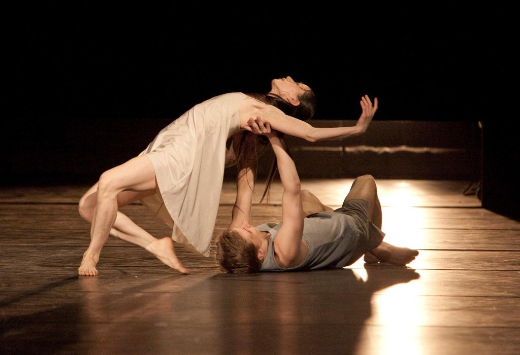 Svéd Királyi Balett előadásában a Rómeó és Júlia Mariko Kidaval.