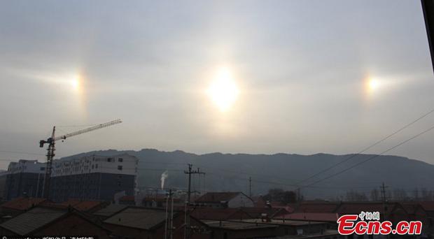Mongólia, Hebei - 2013. november 1.