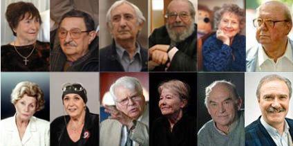 Nemzeti Színház színészei