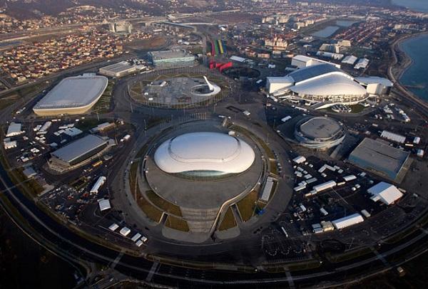 Olimpiai játékok helyszíne - Szocsi 2014 - Fotó: fresher