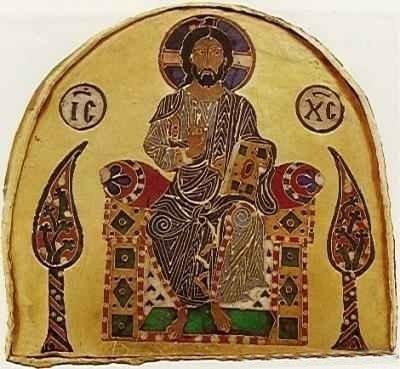 A Tudás Fája, ill. Életfa a Szent Koronán