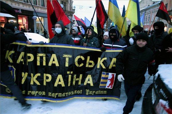 ukran nacionalistak