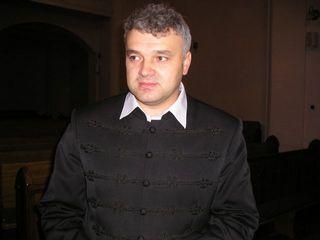 Zán Fábián Sándor, a Kárpátaljai Református Egyházkerület püspöke